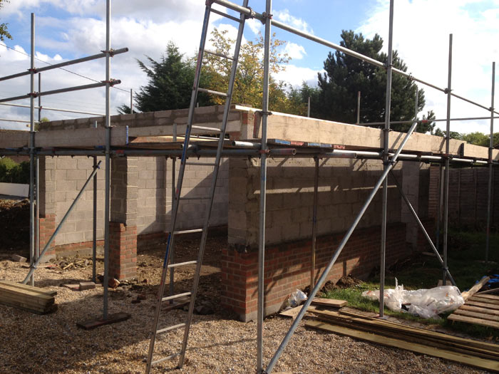General building services in Hampshire