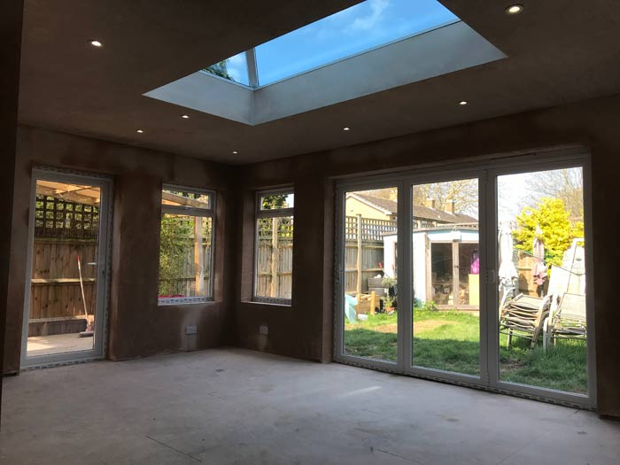 Roof replacements and roof lanterns