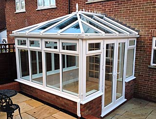 Conservatory in winchester
